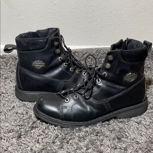 HARLEY DAVIDSON Women's Motorcycle Sz 8.5 boots